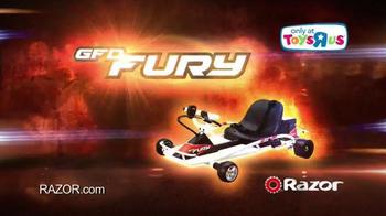 Razor GFD Fury TV Spot, 'Introducing the Ground Force Drifter Fury!' - Thumbnail 7