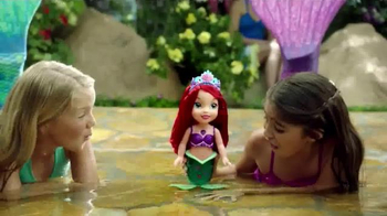 Disney Princess Colors of the Sea Ariel TV Spot, 'Necklace' - Thumbnail 3