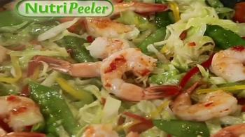 NutriPeeler TV Spot, 'Peel, Slice and Shred' - Thumbnail 2