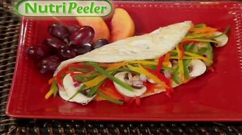 NutriPeeler TV Spot, 'Peel, Slice and Shred' - Thumbnail 4
