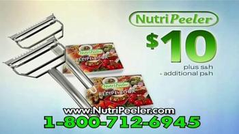 NutriPeeler TV Spot, 'Peel, Slice and Shred' - Thumbnail 7