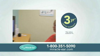 Miracle-Ear TV Spot, 'Frustrated' - Thumbnail 6