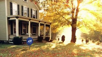 ADT Fall Savings Day TV Spot, 'Fall is Busy for Burglars' - 940 commercial airings