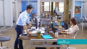Varidesk TV Spot, 'Transform Your Workspace'