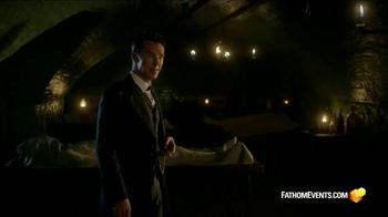 Fathom Events TV Spot, 'Sherlock: The Abominable Bride' - Thumbnail 3