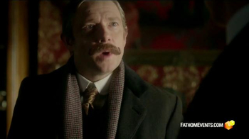 Fathom Events TV Spot, 'Sherlock: The Abominable Bride' - Thumbnail 5