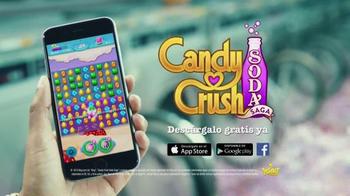 Candy Crush Soda Saga TV Spot, 'Lavandería' [Spanish] - Thumbnail 10
