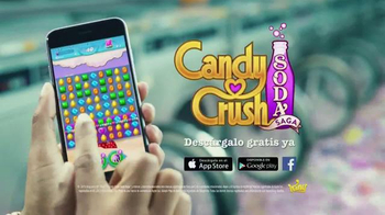 Candy Crush Soda Saga TV Spot, 'Lavandería' [Spanish] - Thumbnail 9