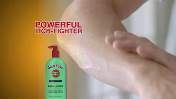 Gold Bond Extra Strength Medicated Body Lotion TV Spot, 'That's the Spot' - Thumbnail 4