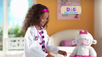 Doc McStuffins Take Care of Me Lambie TV Spot, 'Check Up' - Thumbnail 1