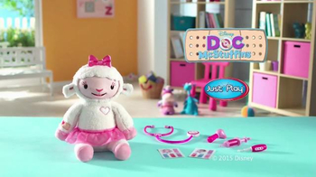 Doc McStuffins Take Care of Me Lambie TV Spot, 'Check Up' - Thumbnail 9