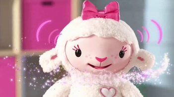 Doc McStuffins Take Care of Me Lambie TV Spot, 'Check Up' - Thumbnail 2