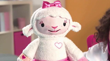 Doc McStuffins Take Care of Me Lambie TV Spot, 'Check Up' - Thumbnail 3