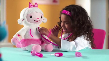 Doc McStuffins Take Care of Me Lambie TV Spot, 'Check Up' - Thumbnail 4