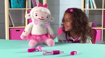Doc McStuffins Take Care of Me Lambie TV Spot, 'Check Up' - Thumbnail 5