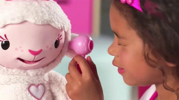 Doc McStuffins Take Care of Me Lambie TV Spot, 'Check Up' - Thumbnail 6