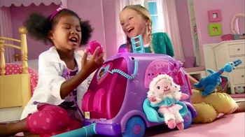 Doc McStuffins Get Better Talking Mobile TV Spot, 'Disney Junior: Friends'