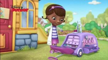 Doc McStuffins Get Better Talking Mobile TV Spot, 'Disney Junior: Friends' - Thumbnail 1