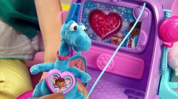 Doc McStuffins Get Better Talking Mobile TV Spot, 'Disney Junior: Friends' - Thumbnail 4