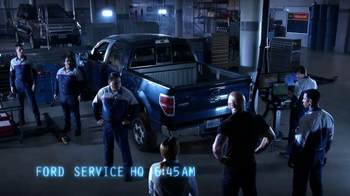 Ford Service The Big Tire Event TV Spot, 'Specialists: Ready to Roll' - Thumbnail 1