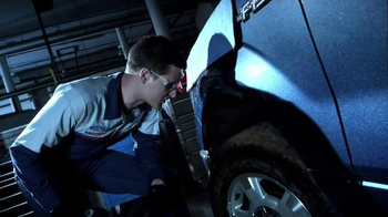 Ford Service The Big Tire Event TV Spot, 'Specialists: Ready to Roll' - Thumbnail 2