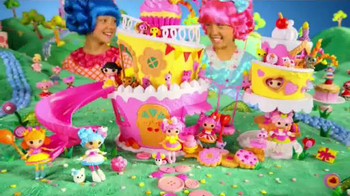 Lalaloopsy Minis Musical Cake TV Spot, 'Disney Channel: Celebrate'