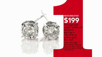 Macy's One Day Sale TV Spot, 'Earrings, Coats and Luggage' - Thumbnail 3
