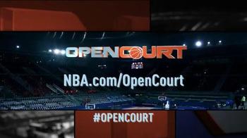 NBA.com TV Spot, 'Open Court' - Thumbnail 9
