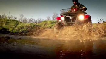Yamaha ATVs TV Spot, 'Built Real-World Tough'