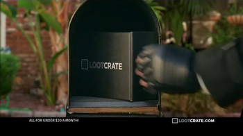 Loot Crate TV Spot, 'Themed Epic Mystery Boxes' - Thumbnail 6