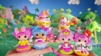 Lalaloopsy Musical Cake Playset TV Spot, 'Light up Candle' - Thumbnail 1
