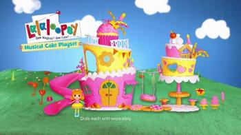 Lalaloopsy Musical Cake Playset TV Spot, 'Light up Candle' - Thumbnail 6