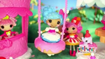 Lalaloopsy Musical Cake Playset TV Spot, 'Light up Candle' - Thumbnail 4