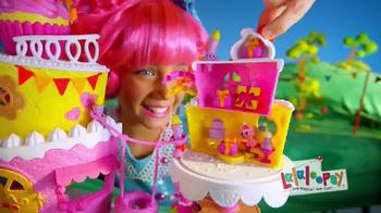 Lalaloopsy Musical Cake Playset TV Spot, 'Light up Candle' - Thumbnail 5