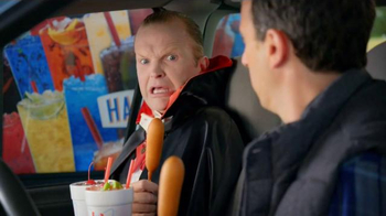 Sonic Drive-In Corn Dogs TV Spot, 'Halloween Costume' - Thumbnail 3
