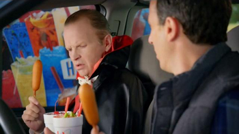 Sonic Drive-In Corn Dogs TV Spot, 'Halloween Costume' - Thumbnail 4