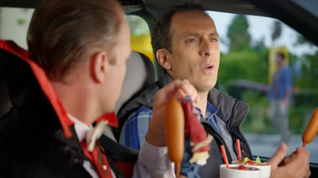 Sonic Drive-In Corn Dogs TV Spot, 'Halloween Costume' - Thumbnail 6