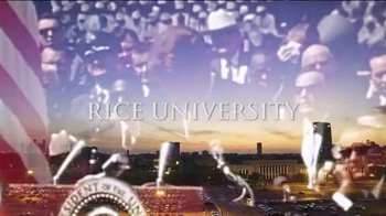 Rice University TV Spot, 'The Hour for Change and Challenge Is Still Here' - Thumbnail 1