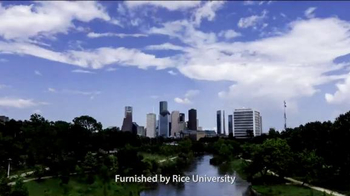 Rice University TV Spot, 'The Hour for Change and Challenge Is Still Here' - Thumbnail 3