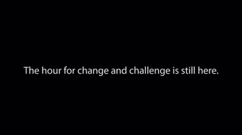 Rice University TV Spot, 'The Hour for Change and Challenge Is Still Here' - Thumbnail 9