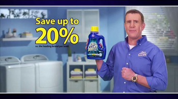 OxiClean Laundry Detergent HD TV Spot, 'Remove Tough Stains' - Thumbnail 8