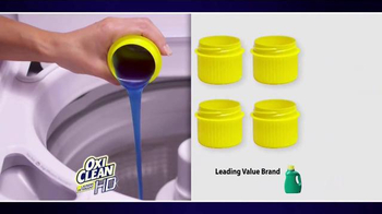 OxiClean Laundry Detergent HD TV Spot, 'Remove Tough Stains' - Thumbnail 3