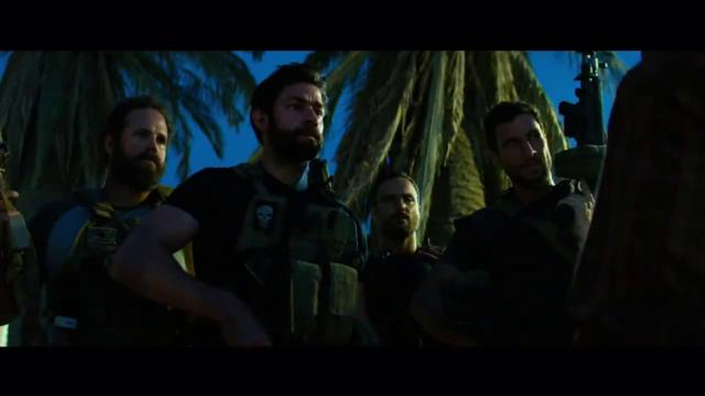 13 Hours: The Secret Soldiers of Benghazi TV Movie Trailer