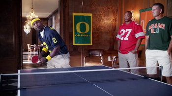 Nissan TV Spot, 'Heisman House: Quick Change: Marcus vs. Charles' - Thumbnail 3