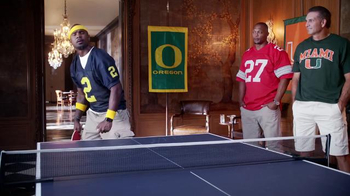 Nissan TV Spot, 'Heisman House: Quick Change: Marcus vs. Charles' - Thumbnail 4