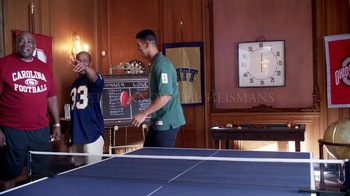 Nissan TV Spot, 'Heisman House: Quick Change: Marcus vs. Charles' - Thumbnail 8