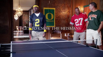 Nissan TV Spot, 'Heisman House: Quick Change: Marcus vs. Charles' - Thumbnail 9