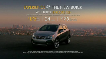2015 Buick Encore TV Spot, 'Is That a Buick?' - Thumbnail 8