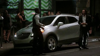 2015 Buick Encore TV Spot, 'Is That a Buick?' - 1651 commercial airings