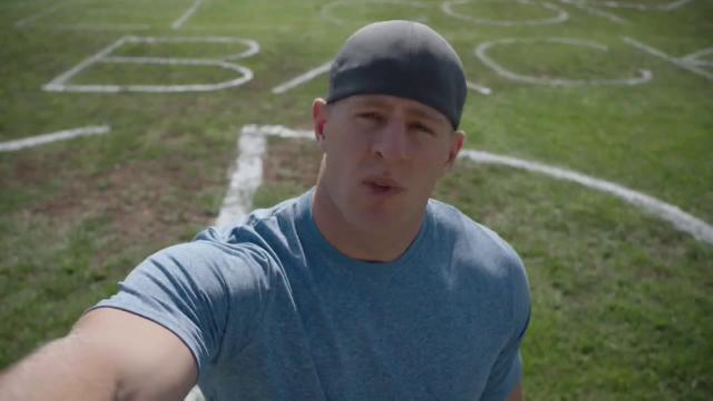 American Family Insurance TV Commercial, 'JJ Watt Supports Fellow Dream Champion'